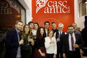El equipo de Casc Antic BCN
