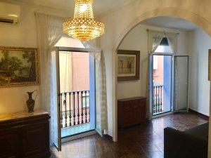 Very bright apartment with 3 balconies in Raval