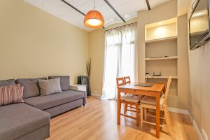 Apartment with touristic license in Poble Sec