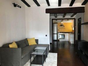 Magnífico piso amueblado y equipado en Raval