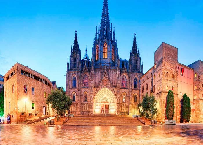 alquiler pisos barrio gótico barcelona