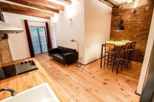 Precioso piso en alquiler en la calle Sant Pau