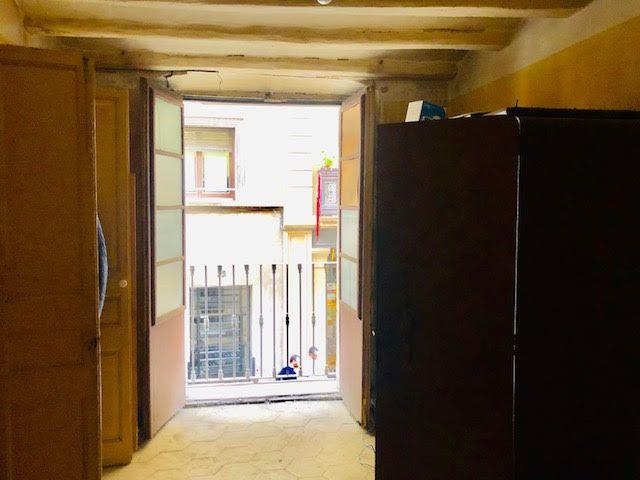 Exterior Flat 2 bedroom Pl. Urquinaona