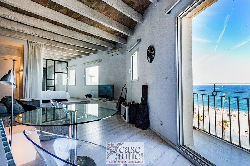 FLAT with SPECTACULAR VIEWS in Barceloneta