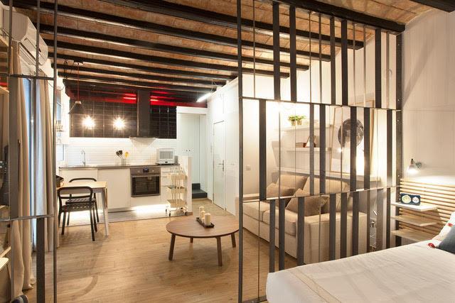 (Español) Loft de diseño en Barceloneta