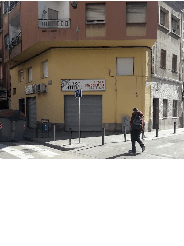 Flat renovated in Hospitalet 2 bedrooms