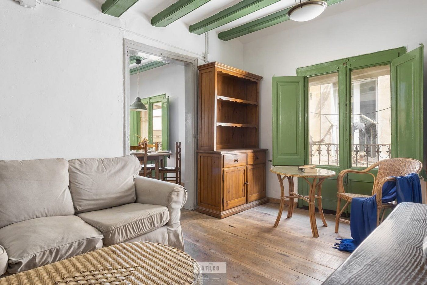(Español) Espectacular piso en Ferran